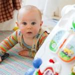 赤ちゃんのおもちゃは消毒しないと危ない!